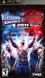 Rent WWE SmackDown vs. Raw 2011 for PSP Games