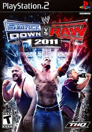 Rent WWE SmackDown vs. Raw 2011 for PS2