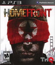Rent Homefront for PS3