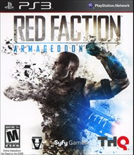 Rent Red Faction: Armageddon for PS3