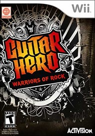 Rent Guitar Hero: Warriors of Rock for Wii