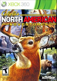 Rent Cabela's North American Adventures 2011 for Xbox 360