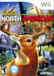 Rent Cabela's North American Adventures 2011 for Wii