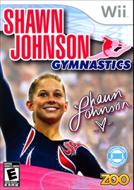 Rent Shawn Johnson Gymnastics for Wii