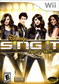 Rent Disney Sing It: Party Hits for Wii