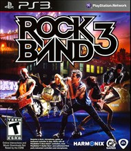 Rent Rock Band 3 for PS3