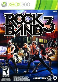 Rent Rock Band 3 for Xbox 360