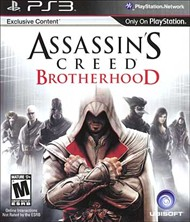 Rent Assassin's Creed: Brotherhood for PS3