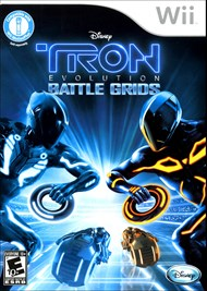 Rent Tron: Evolution - Battle Grids for Wii
