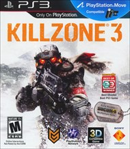 Rent Killzone 3 for PS3