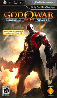 Buy God of War: Ghost of Sparta for PSP Games
