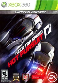 Rent Need for Speed: Hot Pursuit for Xbox 360