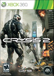 Rent Crysis 2 for Xbox 360