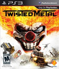 Rent Twisted Metal for PS3