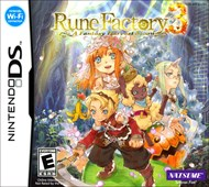 Rent Rune Factory 3: A Fantasy Harvest Moon for DS