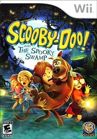 Rent Scooby-Doo! and the Spooky Swamp for Wii
