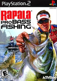 Rent Rapala Pro Bass Fishing 2010 for PS2