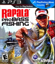 Rent Rapala Pro Bass Fishing 2010 for PS3