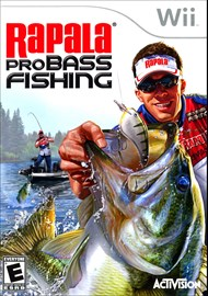 Rent Rapala Pro Bass Fishing 2010 for Wii