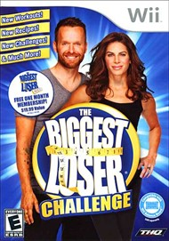 Rent The Biggest Loser Challenge for Wii