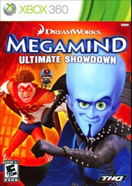 Rent Megamind - Ultimate Showdown for Xbox 360