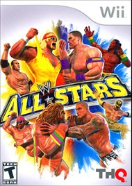 Rent WWE All Stars for Wii