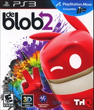 Rent de Blob 2 for PS3