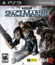Rent Warhammer 40,000: Space Marine for PS3