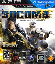 Rent SOCOM 4: U.S. Navy SEALs for PS3