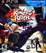 Rent Kung Fu Rider for PS3