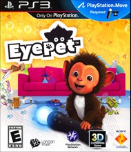 Rent Eye Pet for PS3