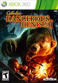 Rent Cabela's Dangerous Hunts 2011 for Xbox 360