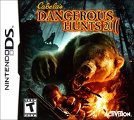 Rent Cabela's Dangerous Hunts 2011 for DS