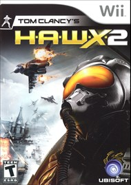 Rent Tom Clancy's HAWX 2 for Wii