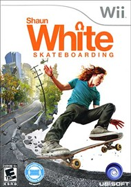 Rent Shaun White Skateboarding for Wii