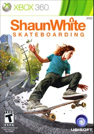Rent Shaun White Skateboarding for Xbox 360