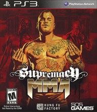 Rent Supremacy MMA for PS3