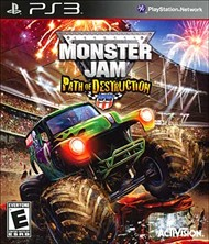 Rent Monster Jam: Path of Destruction for PS3
