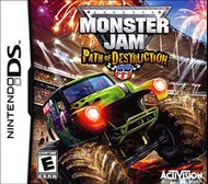 Rent Monster Jam: Path of Destruction for DS