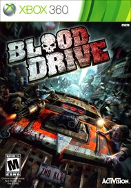 Rent Blood Drive for Xbox 360