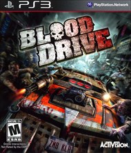 Rent Blood Drive for PS3