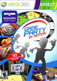 Rent Game Party: In Motion for Xbox 360