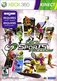 Rent Deca Sports Freedom for Xbox 360