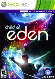 Rent Child of Eden for Xbox 360
