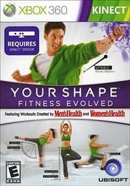 Buy Your Shape: Fitness Evolved for Xbox 360