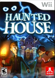Rent Haunted House for Wii