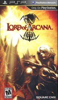 Rent Lord of Arcana for PSP Games