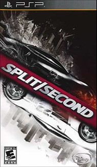 Rent Split/Second for PSP Games