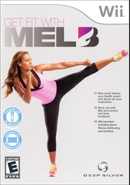 Rent Get Fit With Mel B for Wii