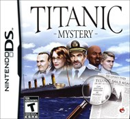 Rent Titanic Mystery for DS